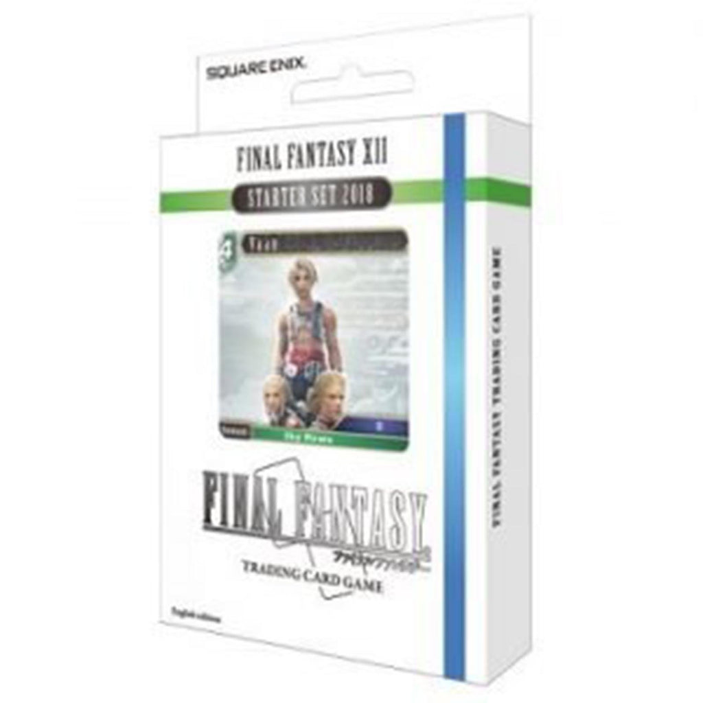 Final Fantasy XII Starter Set 2018 Trading Card Game