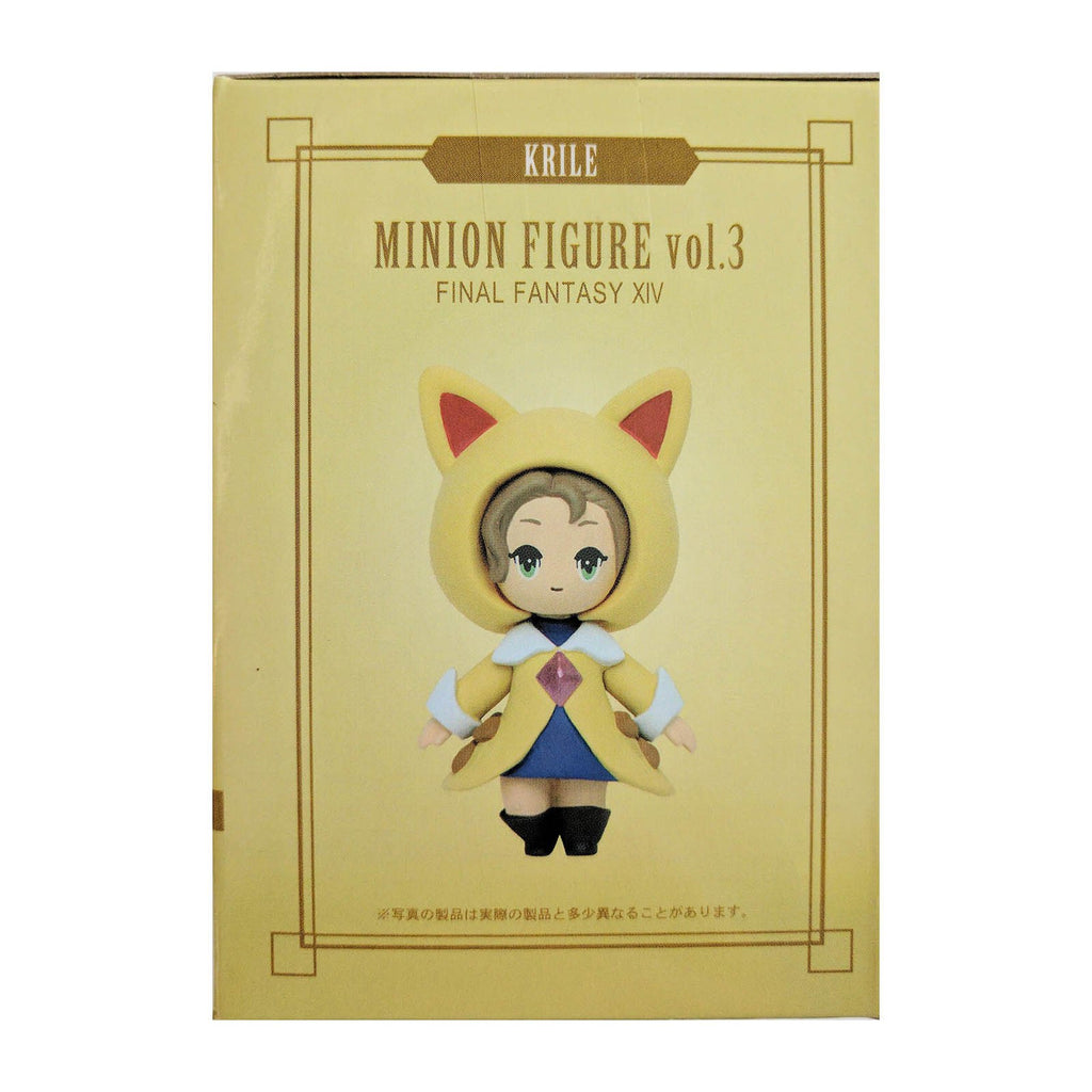 Final Fantasy XIV Volume 3 Minion Krile Mini Figure