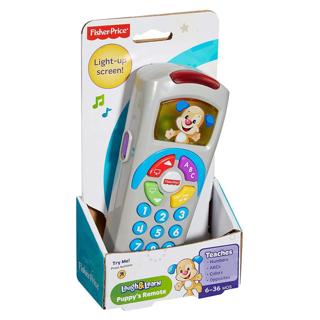 Fisher Price Laugh And Learn Puppy's Remote