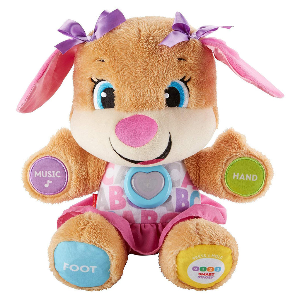Fisher Price Laugh And Learn Smart Stages Sis Plush