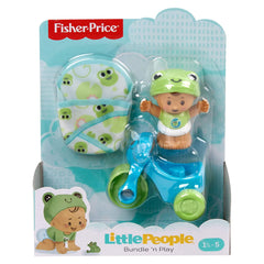 Fisher Price Little People Frog Baby Play Set