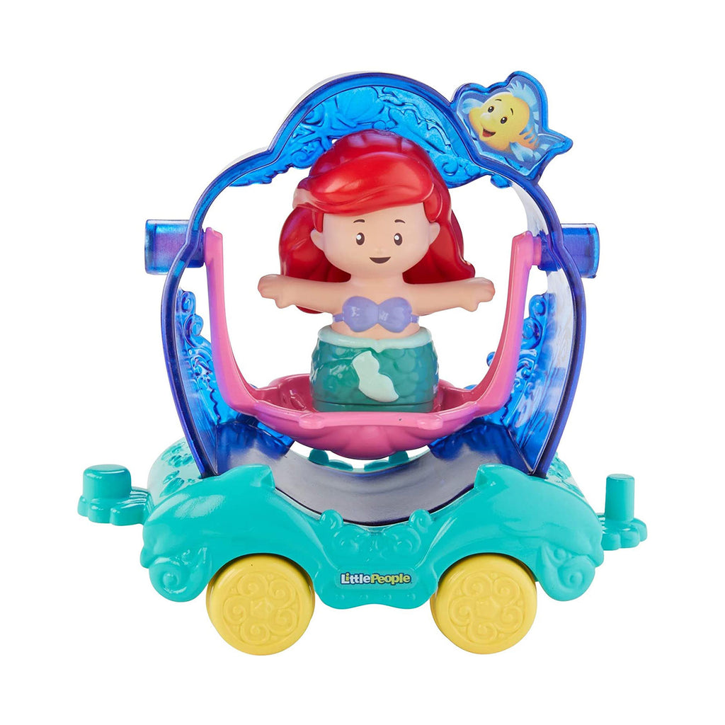 Fisher Price Little People Princess Ariel Parade Vehicle