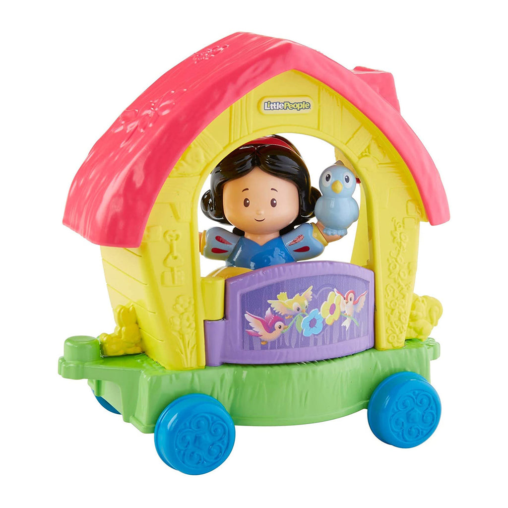 Fisher Price Little People Princess Snow White Parade Vehicle