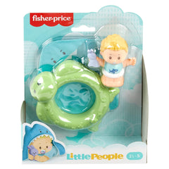Fisher Price Little People Shark Baby Play Set