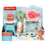 Fisher Price Little People Snack And Snooze Strawberry Theme Set