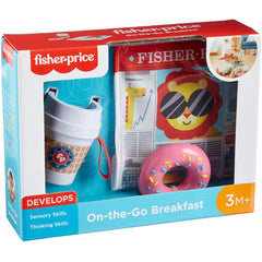 Fisher Price On The Go Breakfast Set