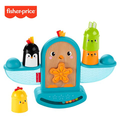 Fisher Price Stack and Rattle Birdie Play Set