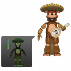 Five Nights At Freddy's Pizzeria Simulator El Chip Action Figure