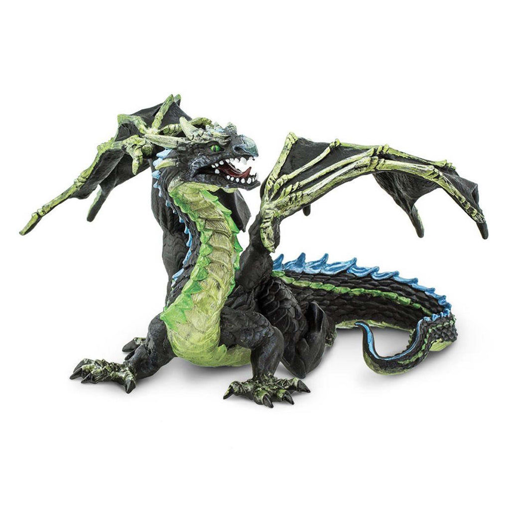 Dragon Figures - Fog Dragon Fantasy Figure Safari Ltd