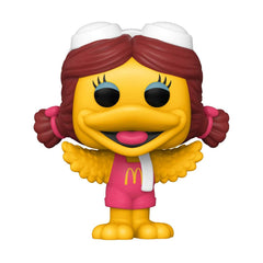Funko Ad Icons McDonalds POP Birdie Early Bird Figure