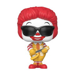 Funko Ad Icons McDonalds POP Rock Out Ronald Figure