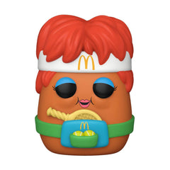 Funko Ad Icons McDonalds POP Tennis McNugget Vinyl Figure