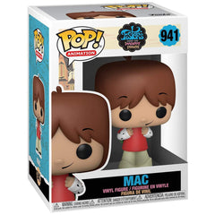 Funko Animation Fosters Home Mac Vinyl Figure
