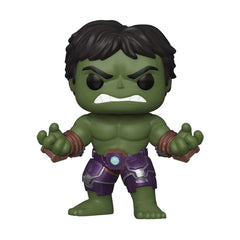 Funko Avengers Gamerverse POP Hulk Tech Suit Vinyl Figure