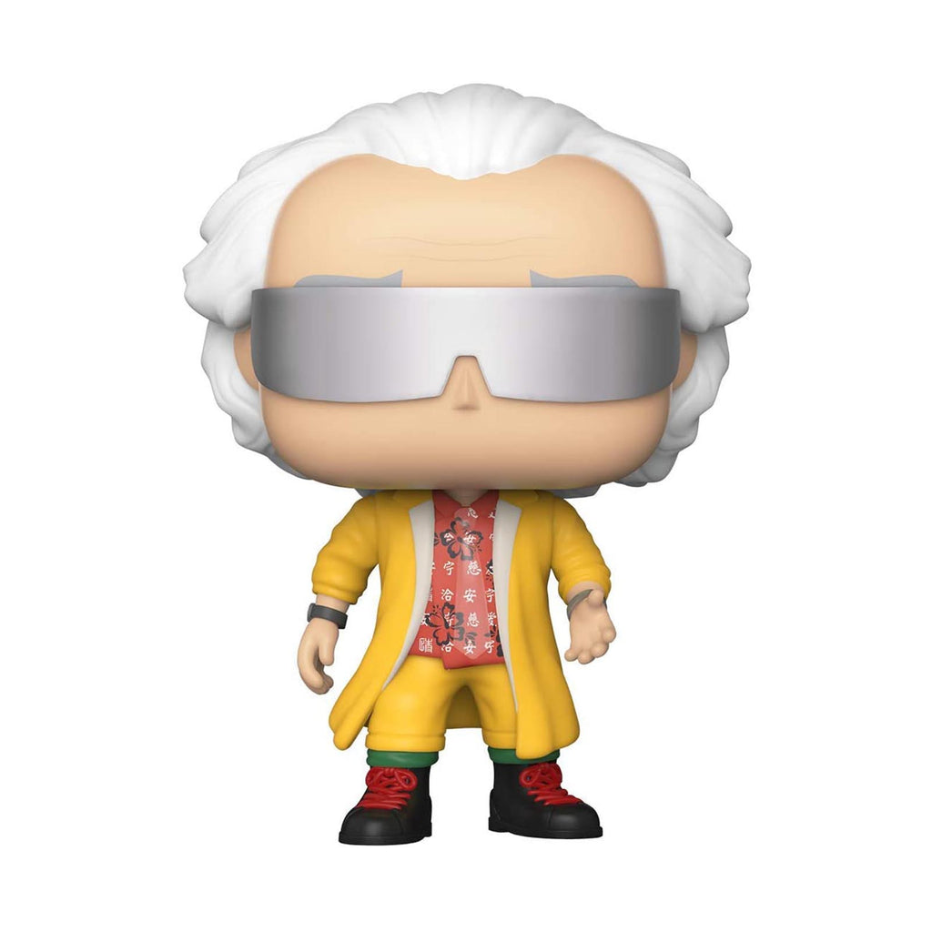 Funko Back To The Future POP Doc 2015 Vinyl Figure
