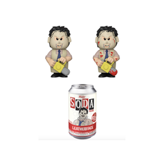 Funko Chainsaw Massacre Soda Leatherface Vinyl Figure