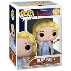 Funko Disney POP Pinocchio Blue Fairy Vinyl Figure
