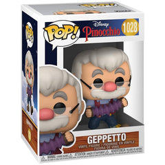 Funko Disney POP Pinocchio Geppetto Vinyl Figure
