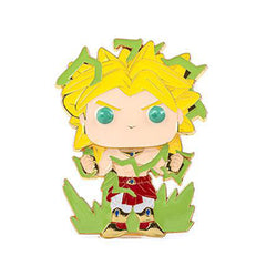 Funko Dragon Ball Z POP Pin Legendary Super Saiyan Broly Pin