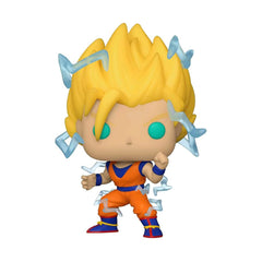 Funko Dragon Ball Z PX POP SS Goku Energy Vinyl Figure