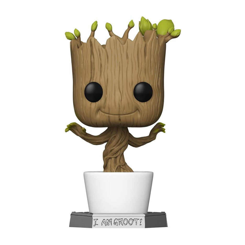 Funko Guardians Of The Galaxy POP Dancing Groot 18 Inch Figure