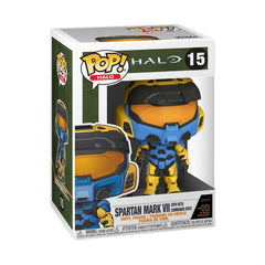 Funko Halo POP Spartan Mark VII Vinyl Figure
