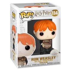 Funko Harry Potter POP Ron Weasley Slugs Bucket Vinyl Figure
