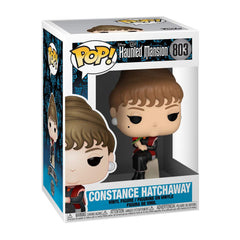 Funko Haunted Mansion POP Constance Hatchaway Vinyl Figure