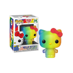 Funko Hello Kitty POP Hello Kitty Rainbow Pride Vinyl Figure