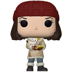 Funko His Dark Materials POP Lyra With Pan Vinyl Figure
