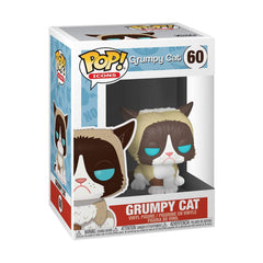 Funko Icons POP Grumpy Cat Vinyl Figure