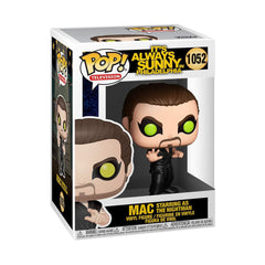 Funko It's Always Sunny In Philadelphia POP Mac As Nightman Vinyl Figure