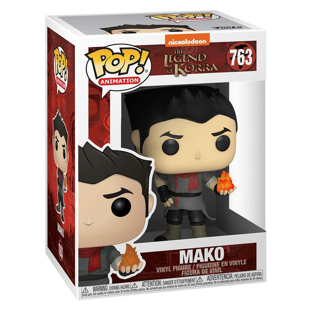 Funko Legend Of Korra POP Mako Vinyl Figure