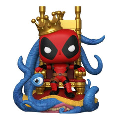 Funko Marvel Deadpool PX Exclusive POP King Deadpool Figure