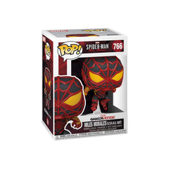 Funko Marvel Gamerverse POP Miles Morales STRIKE Suit Figure