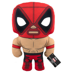 Funko Marvel Luchadores Deadpool 17 Inch Plush Figure
