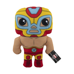 Funko Marvel Luchadores Iron Man 17 Inch Plush Figure