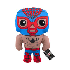 Funko Marvel Luchadores Spider-Man 17 Inch Plush Figure