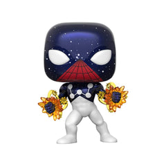 Funko Marvel EE Exclusive POP Spider-Man Captain Universe Figure