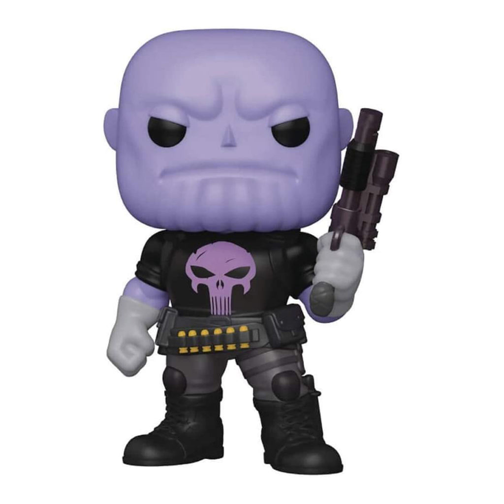 Funko Marvel PX Exclusive POP Thanos Earth-18138 Figure