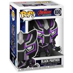 Funko Marvel Pop Marvel Mech Black Panther Vinyl Figure
