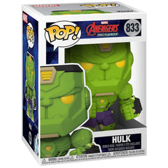 Funko Marvel Pop Marvel Mech Hulk Vinyl Figure