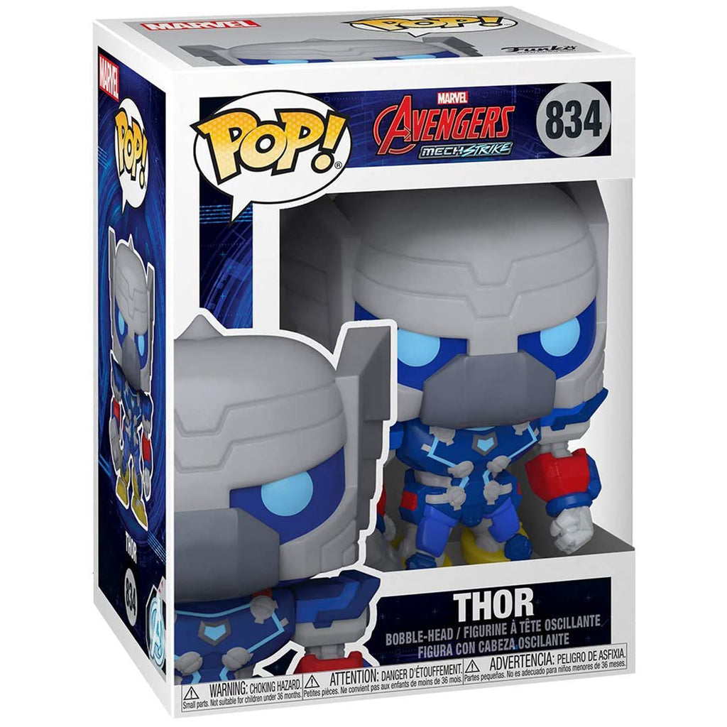Funko Marvel Pop Marvel Mech Thor Vinyl Figure