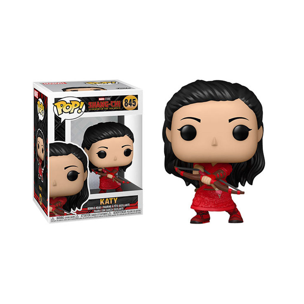 Funko Marvel Shang-Chi Ten Rings POP Katy Figure
