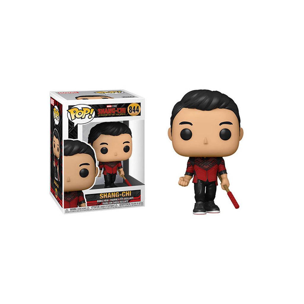 Funko Marvel Shang-Chi Ten Rings POP Shang-Chi Figure