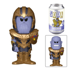 Funko Marvel Soda Thanos Vinyl Figure