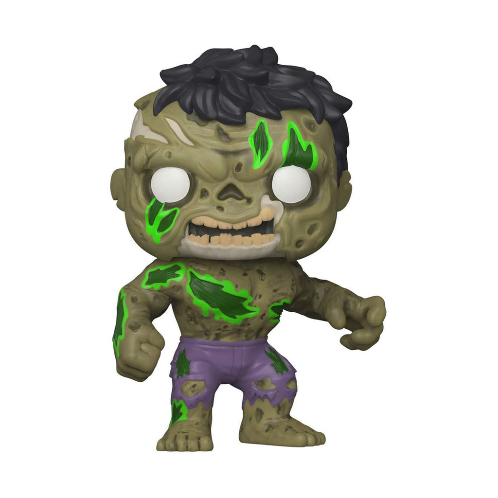 Funko Marvel Zombies POP Zombie Hulk Vinyl Figure