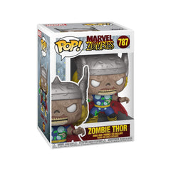 Funko Marvel Zombies POP Zombie Thor Vinyl Figure