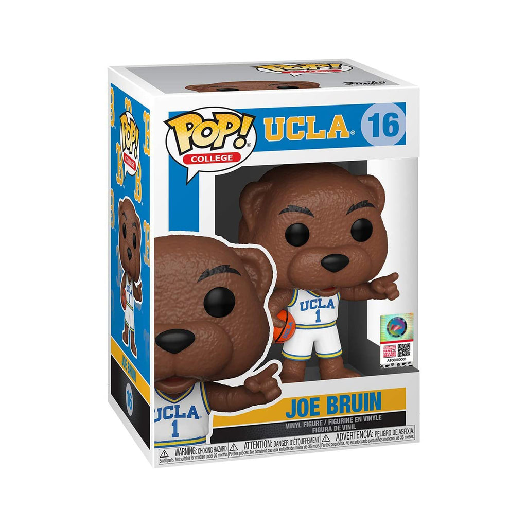Funko Mascot UCLA POP Joe Bruin Vinyl Figure