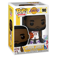 Funko NBA Los Angeles Lakers POP Lebron James Alternate Figure